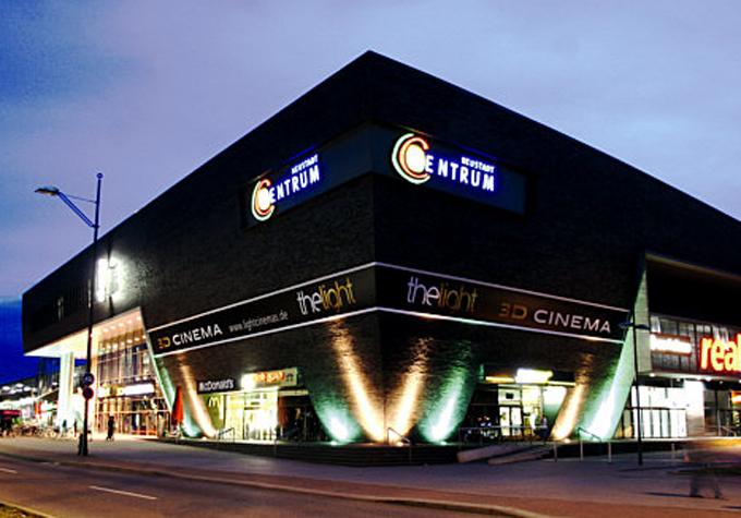 Halle Neustadt Kino